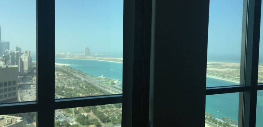 Seaview and Ready to Move Office Space in Corniche